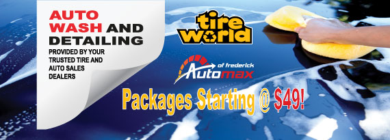 Tire World Auto Centers | Frederick & Taneytown, MD Tires