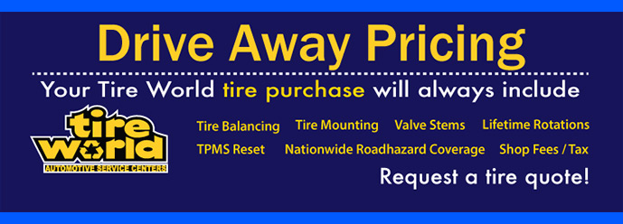 Tire World Auto Centers Frederick Md Tires And Auto Repair Shop