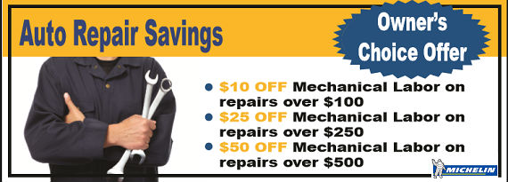 Auto Repair Discount Frederick MD